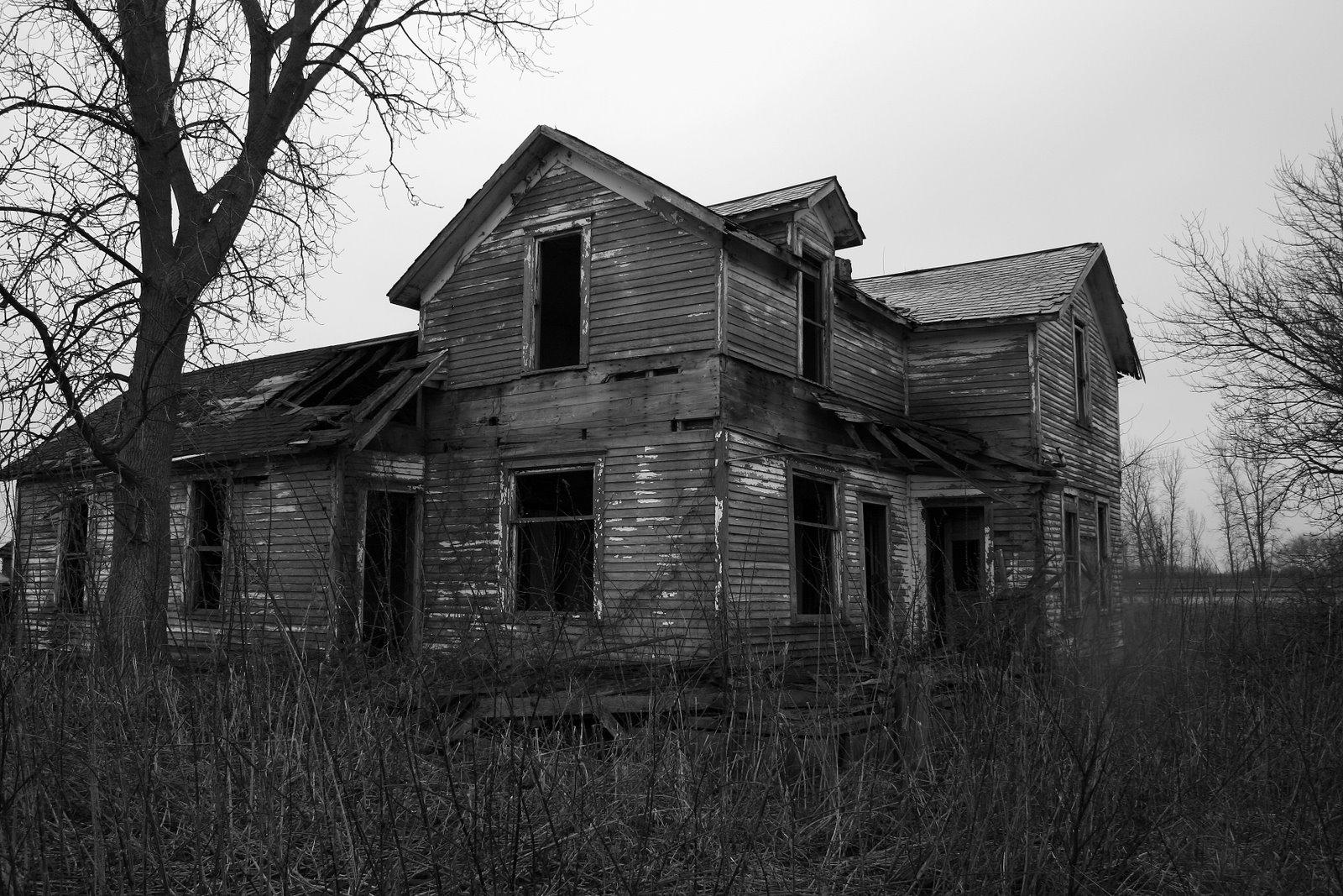 Abandoned House Near G...