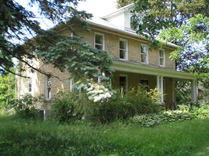 Abandoned Farm House Wisconsin